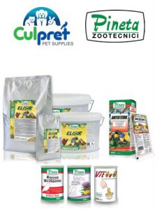 Culpret company became the exclusive representative of the Italian Pineta company