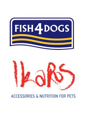 Νέα συνεργασία της IKAROS με την αγγλική FISH4DOG