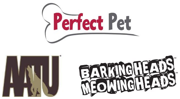 Συνεργασία Perfect Pet – AATU & Barking Heads / Meowing Heads