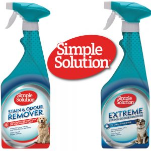 Extreme Stain & Odour Remover For Dogs 500ml & Stain & Odour Remover For Dogs 750ml