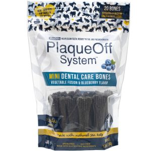ProDen PlaqueOff Mini Dental Bones