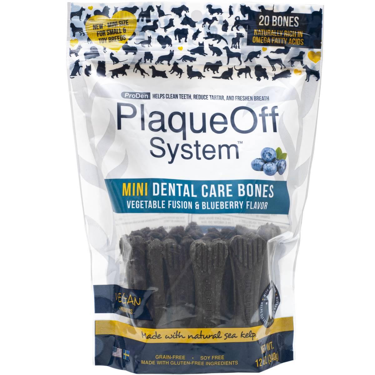 ProDen PlaqueOff Mini Dental Bones